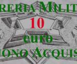 10 - Libreria Militare,  - Buono Acquisto da 010 Euro
