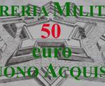 50 - Libreria Militare,  - Buono Acquisto da 050 Euro