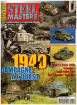 15044 - Steel Masters, HS - HS Steel Masters 05: 1940, Campagne a l'Ouest