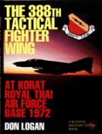 15069 - Logan, D. - 388th TFW at Korat Royal Thai Air Force base 1972