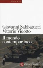 15164 - Sabbatucci-Vidotto, G.-V. - Mondo contemporaneo (Il)