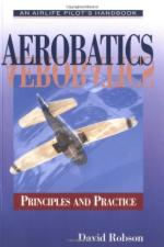 15283 - Robson, D. - Aerobatics. Principles and Practice