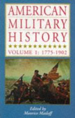 15326 - Matloff, M. - American Military History Vol I 1775-1902