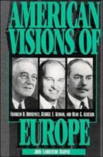 15332 - Harper, J.L. - American vision of Europe