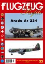 15423 - AAVV,  - Flugzeug Profile 33: Arado Ar 234