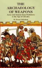 15428 - Oakeshott, E. - Archaeology of Weapons. Arms and Armour from Prehistory to the Age of Chivalry (The)