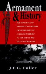 15457 - Fuller, J.F.C. - Armament and History