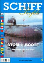 15594 - AAVV,  - Schiff Profile 04: Atom-U-Boote der UDSSR und Russlands