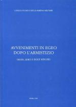 15640 - Levi, A. - Avvenimenti in Egeo dopo l'Armistizio