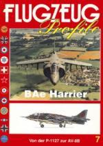 15683 - AAVV,  - Flugzeug Profile 07: BAe Harrier Varianten