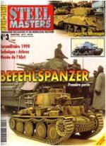 15798 - Steel Masters, HS - HS Steel Masters 03: Befehlspanzer