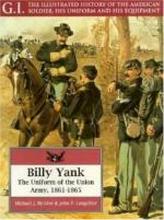 15827 - McAfee, J. - Bill Yank: Uniforms of Union Army - GI 4