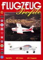 15876 - AAVV,  - Flugzeug Profile 04: Boelkow Junior/MFI 9