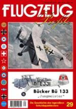 16018 - AAVV,  - Flugzeug Profile 29: Buecker Bu 133 Jungmeister