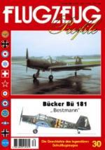 16019 - AAVV,  - Flugzeug Profile 30: Buecker Bu 181 Bestmann