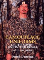 16068 - Desmond, D. - Camouflage uniforms of the Soviet Union and Russia