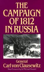 16077 - von Clausewitz, C. - Campaign of 1812 in Russia