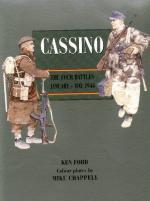 16150 - Ford-Chappell, K.-M. - Cassino, the four Battles. January - May 1944