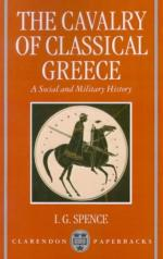 16176 - Spence, I.G. - Cavalry of Classical Greece
