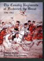 16178 - Dorn, G. - Cavalry Regiments of Frederick the Great 1756-1763