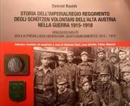 16190 - Rauch, C. - Storia dell'Imperialregio Reggimento degli Schuetzen Volontari dell'Alta Austria nella guerra 1915-1918