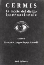 16195 - Longo-Pontrelli, F.-B. - Cermis: la morte del diritto internazionale