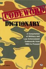 16275 - Adkins, P. - Codeword Dictionary