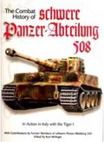 16307 - AAVV,  - Combat History of schwere Panzer-Abteilung 508