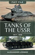16343 - Ludeke, A. - Tanks of the USSR 1917-1945