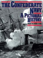 16362 - Van Doren Stern,  - Confederate Navy. A pictorial History (The)