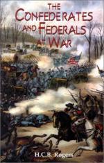 16363 - Rogers, H. - Confederates and Federals at war