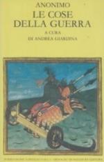 16422 - Giardina, A. - Cose della Guerra (Le)