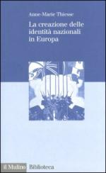 16433 - Thiesse, A.M. - Creazione delle identita' nazionali in Europa (La)