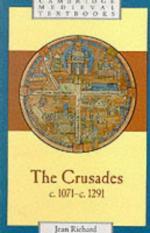 16464 - Richard, J. - Crusades 1071-1291 (The)