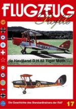 16480 - AAVV,  - Flugzeug Profile 17: de Havilland Tiger Moth