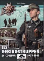 16497 - Beraud, Y. - Gebirgstruppen en couleurs 1935-1945