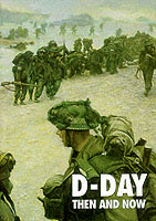 16521 - Ramsey, W. - D-Day Then and Now Vol 1