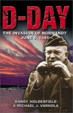 16524 - Holderfield, R. - D-Day. The invasion of Normandy June 6, 1944