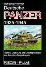 16589 - Fleischer, W. - Deutsche Panzer 1935-1945