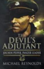 16597 - Reynolds, M. - Devil's Adjutant. Jochen Peiper, Panzer Leader (The)