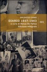 16604 - Ciano, G. - Diario 1937-1943
