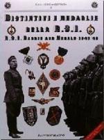16689 - Sparacino, F. - Distintivi e Medaglie della RSI 1943-1945 Vol 1