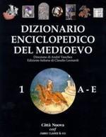 16717 - AAVV,  - Dizionario enciclopedico del Medioevo - 3 volumi