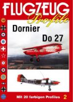 16740 - AAVV,  - Flugzeug Profile 02: Dornier Do 27