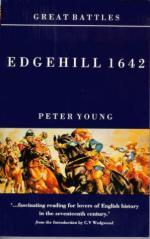 16804 - Young, P. - Edgehill 1642 - Great Battles