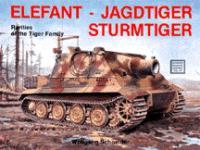 16821 - Schneider, W. - Elefant - Jagdtiger - Sturmtiger