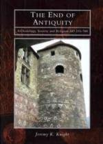 16843 - Knight, J.K. - End of antiquity (The)