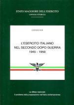 16894 - Nuti, L. - Esercito Italiano nel secondo dopoguerra 1945-50 (L')