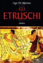 16925 - Di Martino, U. - Etruschi (Gli)