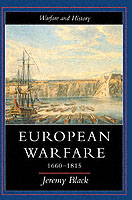 16951 - Black, J. - European warfare 1660-1815